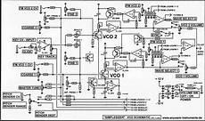 synthesizer diy projekt schaltplan die schaltpl 196 ne