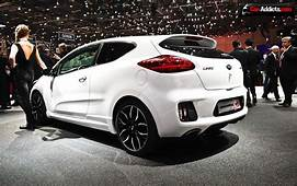 2013 Live Kia Ceed Gt Amp Pro Video Wallpapers Info