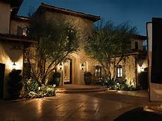 designing a landscape lighting system ideas advice