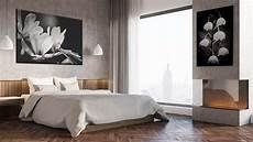Obraz Na Pł 243 Tnie Do Sypialni Kwiaty Magnolii W Czerni I