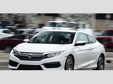 2016 Honda Civic Coupe 2.0L Manual Test ? Review ? Car and