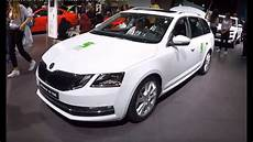 Skoda Octavia Combi G Tec Cng New Model Walkaround