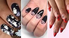 28 halloween nail art ideas cute halloween nail designs