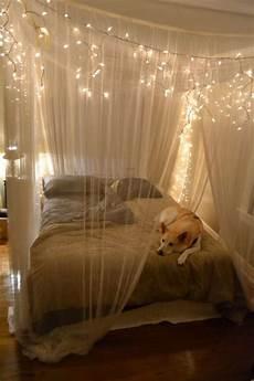 Ideen Led Lichterketten Valentinstag Schlafzimmer