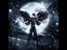 engel bilder mit sprüchen schwarzer engel finsternis 252 ber dem land