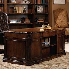executive home office furniture old world walnut executive home office set hekman