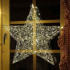 Fensterstern 58 Cm Beleuchtet Weihnachtsstern Mit 180 Led