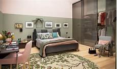 da letto con cabina armadio da letto al femminile con maxi cabina armadio