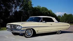 1964 Ford Galaxie 500XL Convertible Q Code 427/410 HP 4