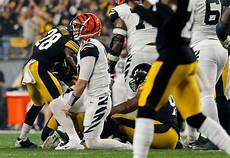 pittsburgh steelers vs cincinnati bengals 2005 nfl nfl week 4 live updates bengals vs steelers on monday