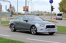 2020 mercedes e class 2 2020 mercedes e class coupe facelift spied for the