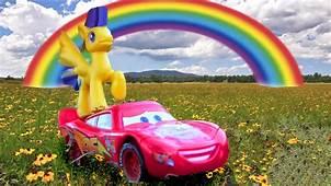 Disney Pixar Cars Lightning McQueen Sad My Little Pony
