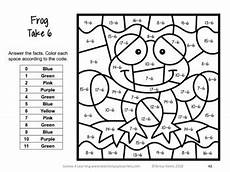 subtraction worksheets colouring 10034 subtraction color by number bonus subtraction coloring worksheets