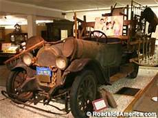 Beverly Car Museum by Ralph Foster Museum Beverly Hillbillies Car Point