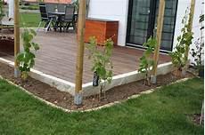 Wir Bauen Ein Haus Terrasse Komplett Fertig