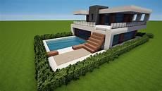 Minecraft Modernes Haus Bauen Tutorial Haus 92