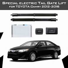 security system 2012 toyota camry hybrid parking system smart auto car electric tail gate lift fit for toyota camry 2012 2016 pma auto works