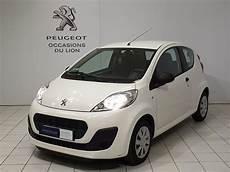 Peugeot 107 Rechercher Une Voiture D Occasion Peugeot