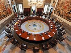 diretta consiglio dei ministri la sala consiglio dei ministri www governo it