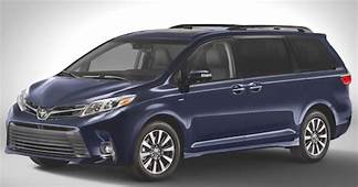 2018 Toyota Sienna Redesign  Cars Authority