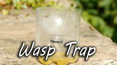 Wespenfalle Selber Bauen - how to make a simple wasp trap