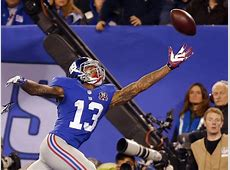 Odell Beckham Catch Made Possible By Hand Size   Business