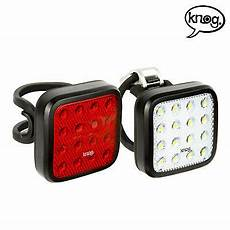 Knog Blinder Mob Kidgrid Bike Light Front Rear Usb