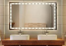 wandspiegel bad wandspiegel badspiegel quot gela quot wandspiegel led