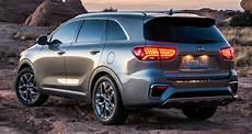 Freshened 2019 Kia Sorento Gains Refinements Consumer