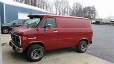 how to work on cars 1993 gmc vandura 3500 electronic throttle control gmc vandura 25 shorty windowless conversion van for sale photos technical specifications