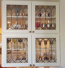 Kitchen Cabinet Doors Glass Inserts by Stained Glass Glass For Cabinet Door Inserts For