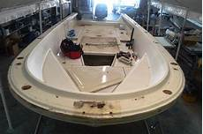 boston whaler restoration company restoration of a 1989 boston whaler 22 outrage the hull truth boating and fishing forum
