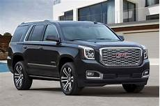 2018 gmc yukon denali gets 10 speed transmission motortrend