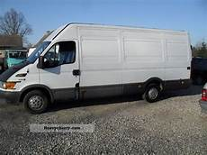 Iveco Daily 35s13 Max 2001 Box Type Delivery High