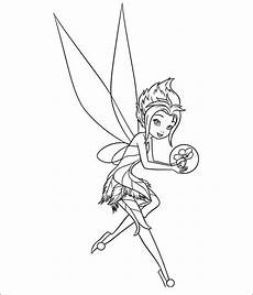 Tinkerbell Malvorlagen Pdf 30 Tinkerbell Coloring Pages Templates Tinkerbell
