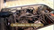 Vw T3 Motorumbau - vw t3 tdi umbau teil 1 afn engine conversion bulli