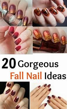 20 gorgeous fall nail ideas resouri
