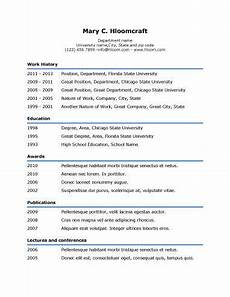 free resume templates with bullet points resume exles