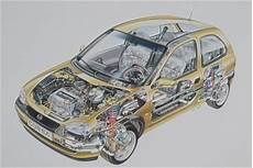 the opel corsa 2001