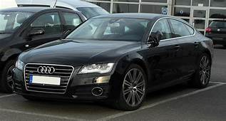 2011 Audi A7 Sportback 4g – Pictures Information And