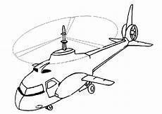 Malvorlagen Kostenlos Ausdrucken Hubschrauber Hubschrauber Ausmalbilder Animaatjes De