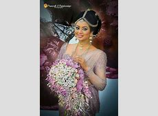 Kandian Bride in Purple   Kandian Brides   Pinterest