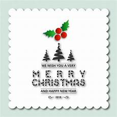 christmas greeting card or poster design merry christmas typography holidays wish logo emblem