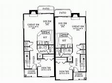 narrow lot duplex house plans narrow lot duplex floor plans home plans blueprints