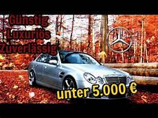 g 252 nstige luxus autos unter 5000 g performance