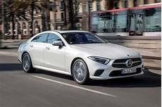 mercedes cls new mercedes cls 2018 review the four door coupe is