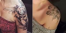 Schulter Tattoos Frauen - shoulder ideas mytattooland inspo