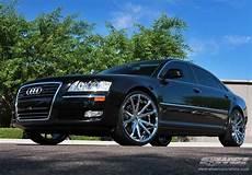 audi a8 custom wheels gianelle spidero 5 22x et tire