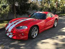 2002 Dodge Viper GTS 003 Final Edition For Sale  Dyler