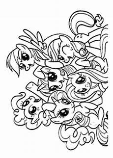 Kostenlose Malvorlagen My Pony Malvorlagen Kostenlos My Pony Malbild